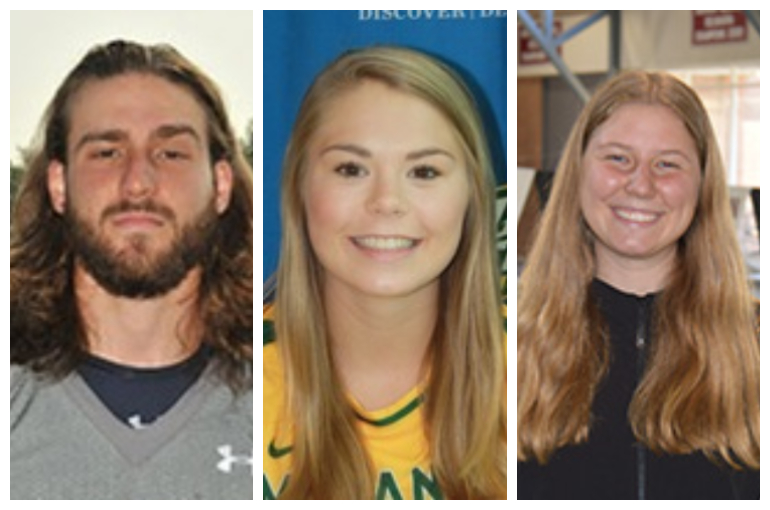 Zambelli, Bauman, Portmann Earn Scholar-Athletes of the Year