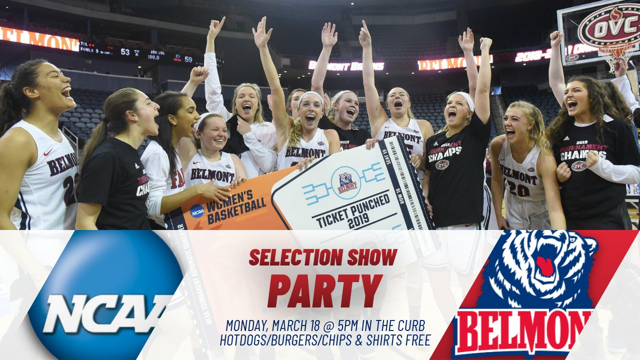 NCAA Selection Watch Party