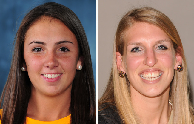 Fried and McGurkin Named Assistant Women's Lacrosse Coaches