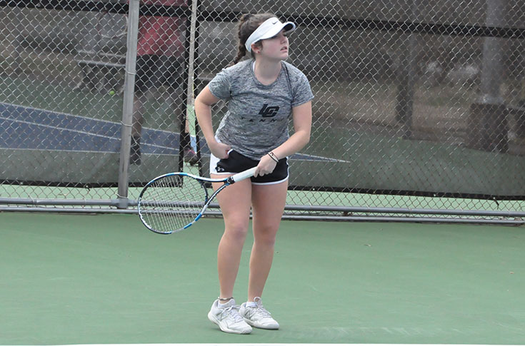 Women's Tennis: Panthers open spring schedule with loss to Birmingham-Southern