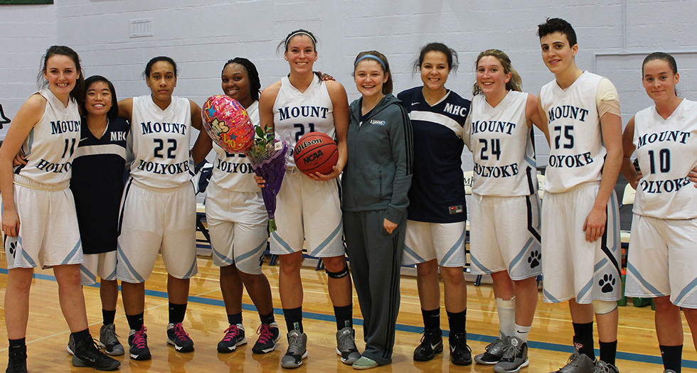 Legare Nets 1,000th Career Point; Lifts Lyons Past MCLA, 50-49