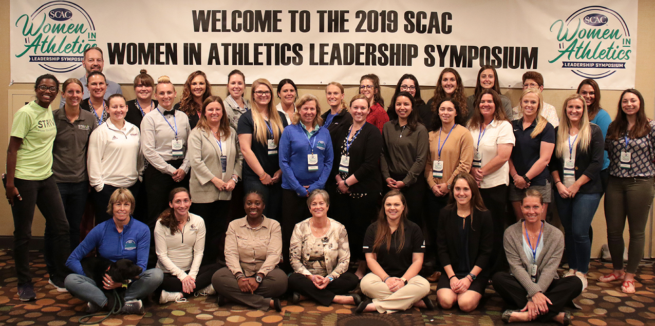 SCAC Conducts Successful Women's Leadership Symposium