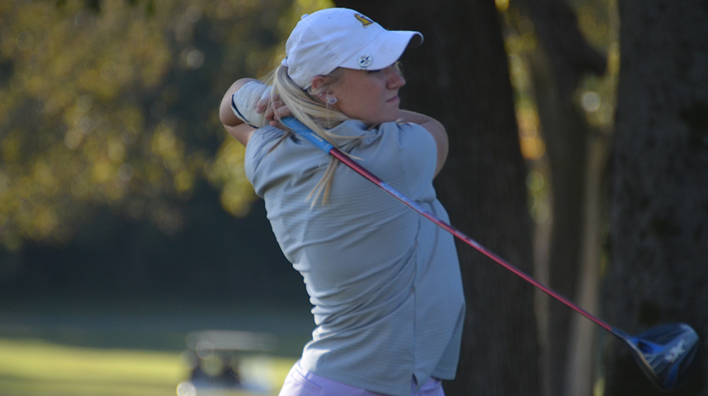 Tech women's golf 13th headed into final round of EKU Colonel Classic