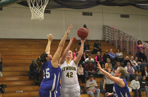 Badeen leads Maritime over Lyndon