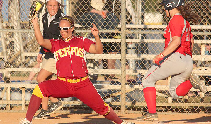 Ferris State Wins One Of Two In Thursday Action In Florida