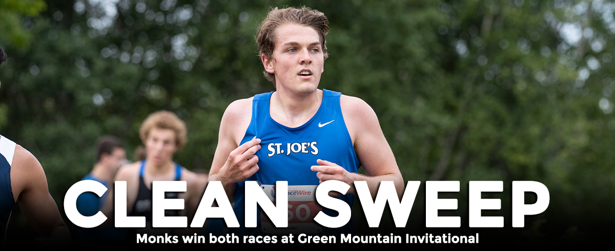 Monks Sweep at Green Mountain Invitational