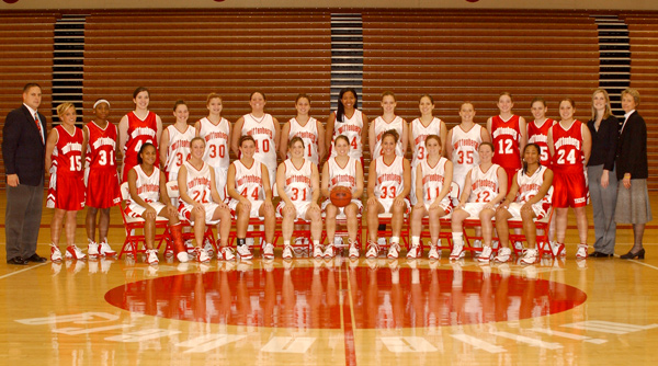 2005-06 Wittenberg Women's Basketball