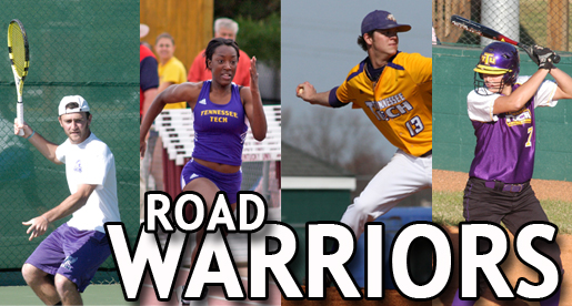 Four Golden Eagle teams in action this weekend, all on the road