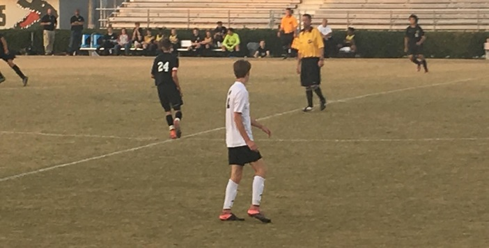 Ware Evens Boys Soccer Record