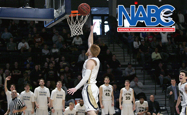 Smith Tabbed First-Team NABC All-District