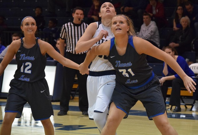 No. 4 Saints Win 110th Straight PAC Game in 90-33 Win at Westminster