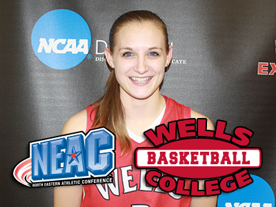 Roser Receives NEAC Player of the Week Recognition