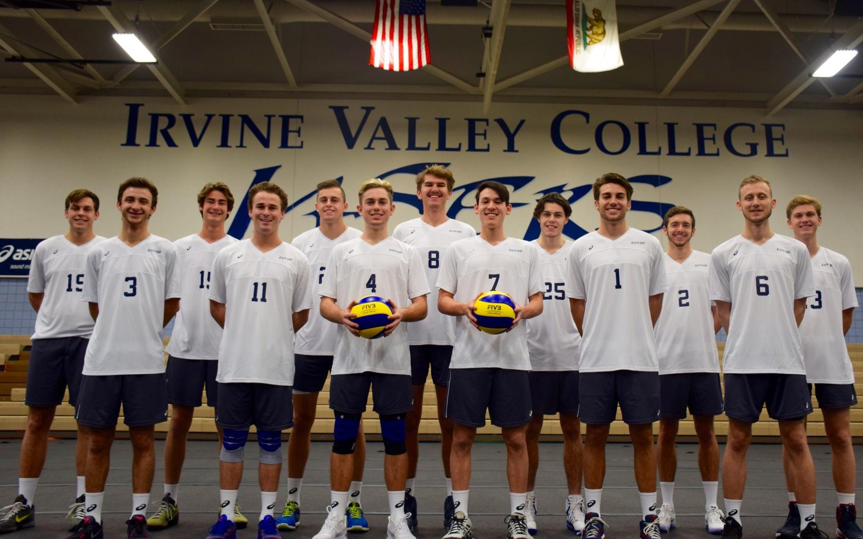 Top-ranked men's volleyball team sweeps past Palomar