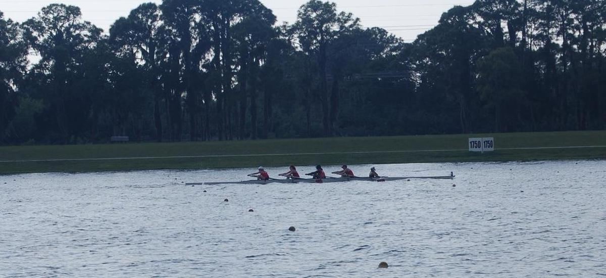 Tampa Rowing Enjoys Success at FIRA Championships