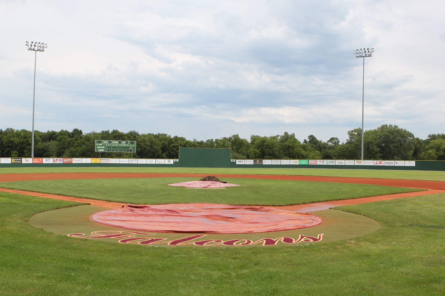 Pat Daugherty Field