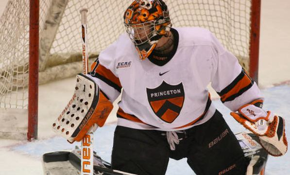 Condon Gets Shutout as Tigers Best Colgate