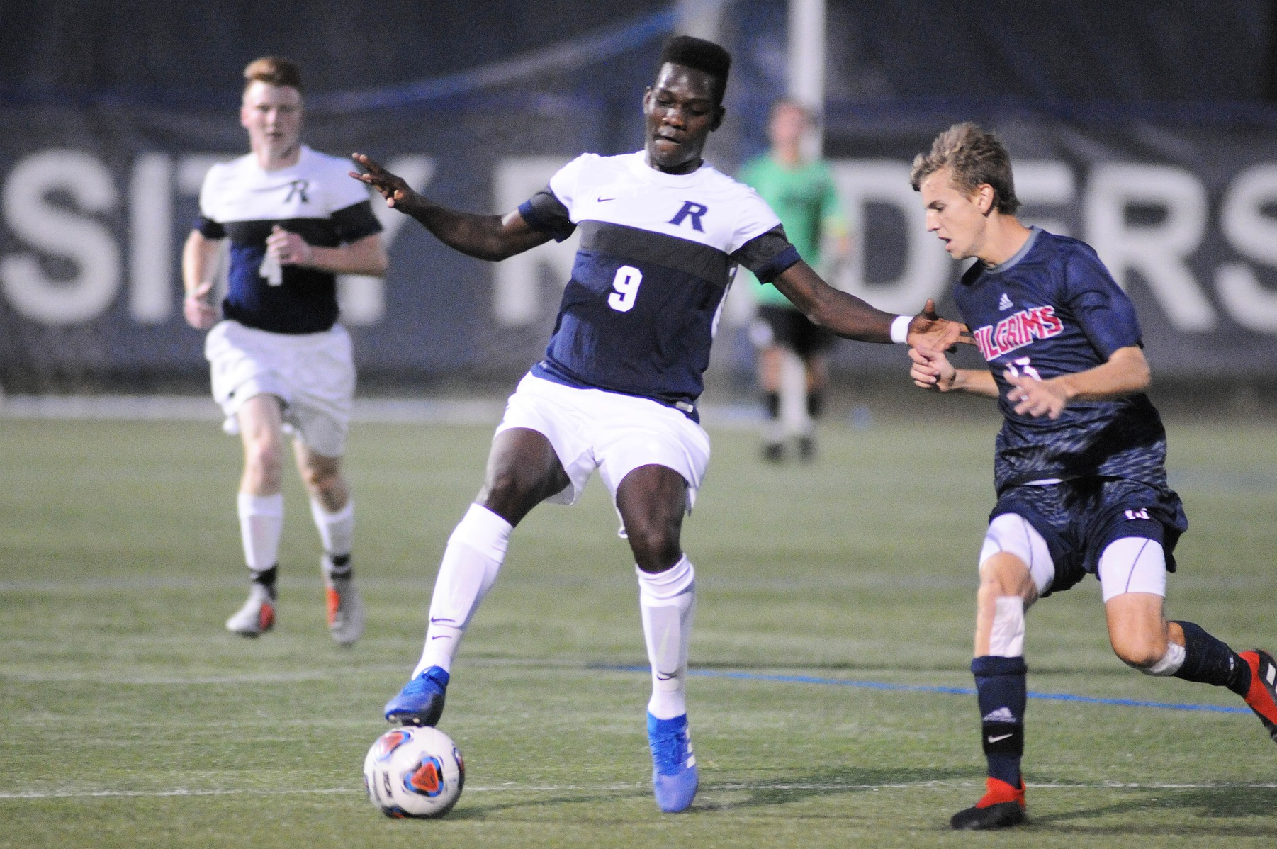 Men's Soccer: Francois nets first career goal in 1-1 draw with Becker