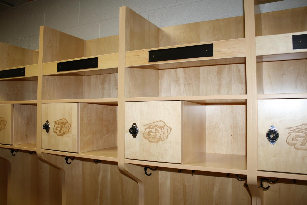 Gallaudet University Athletic Locker Rooms Gallaudet