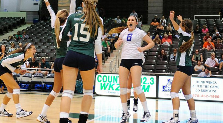 Bobcat Volleyball Releases 2014 Schedule
