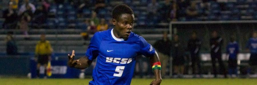 "Baiden Lands on Top Drawer Soccer's ""Top-10 Midfielders"" List"