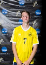 Nelson named Association of Division III Independents men's soccer Player of the Week