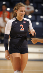 Big West Action On Tap For Volleyball