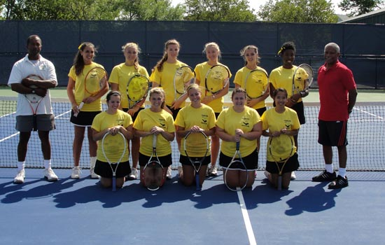 Women's Tennis Suffers First Loss
