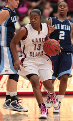 Santa Clara Women Draw San Diego in WCC's First Round