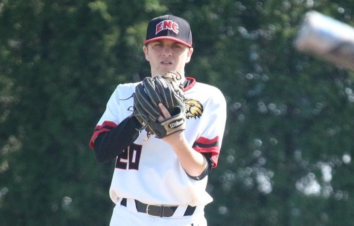 Fourth-Seeded Baseball Drops 6-1 Decision at No. 1 Seed Mitchell in NECC Tournament