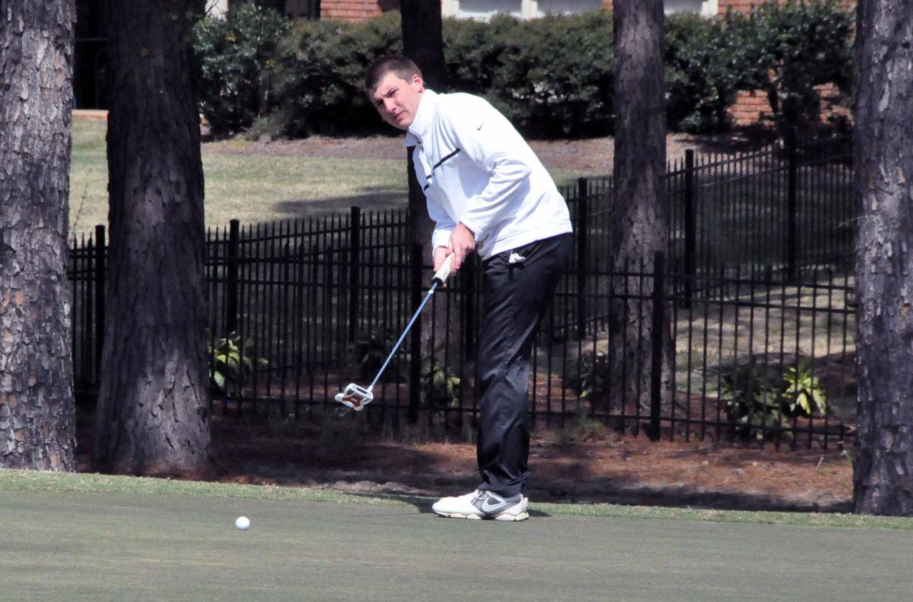 Golf: Howard-led Panthers in second after first round of Wynlakes Intercollegiate