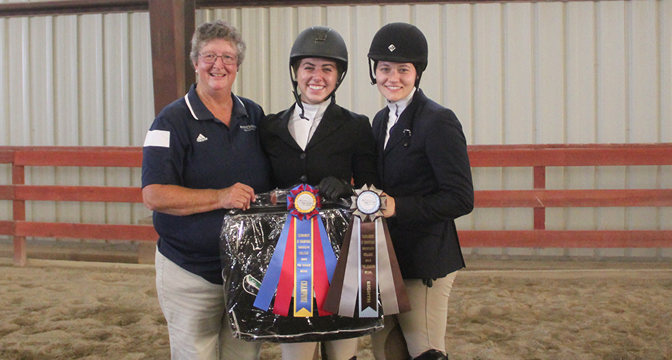 Riding Finishes Well at Tournament of Champions Preseason Classic