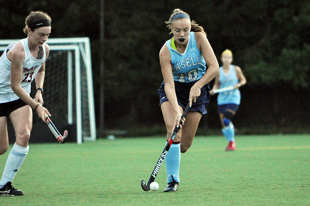 Lasell Field Hockey downed by MIT