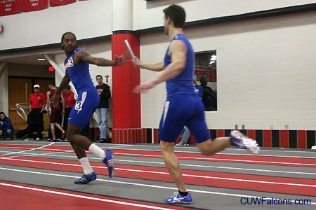 CUW Track and Field will compete at Emory Invitational