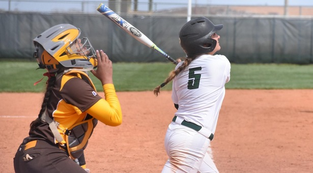 Lady Saints cruise to doubleheader sweep of Broncbusters