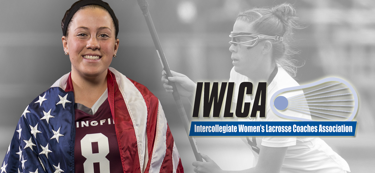 Corsano Earns IWLCA Division III Women's Lacrosse All-America Honors