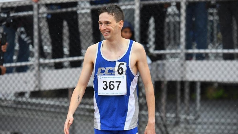 Grudzwick Competes in 800 Meter Race at NCAA East Preliminary