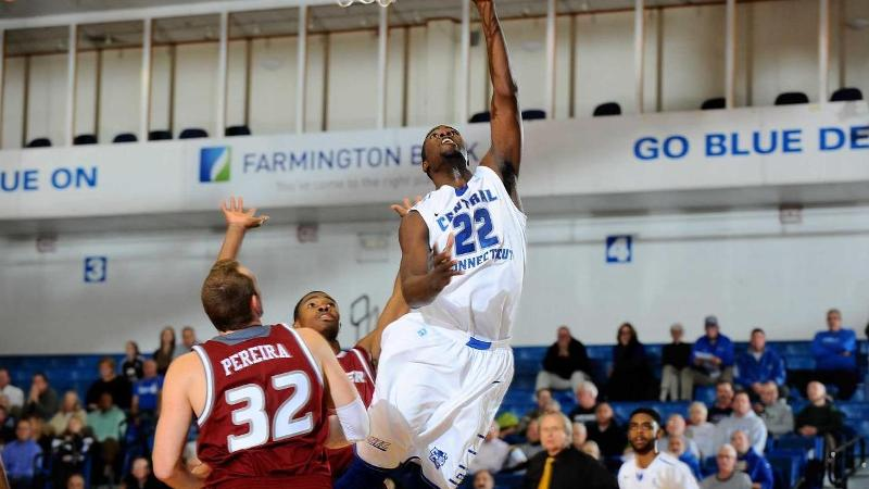 Red Flash Top CCSU 69-63 on Thursday Night