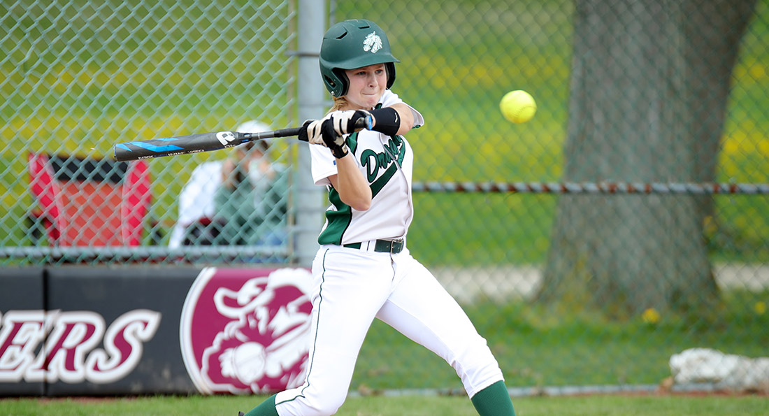 Tiffin University could not get a victory on day two at the G-MAC Softball Tournament.
