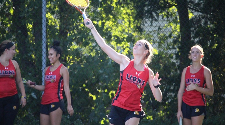 Women's Tennis Breezes by Becker, 8-1
