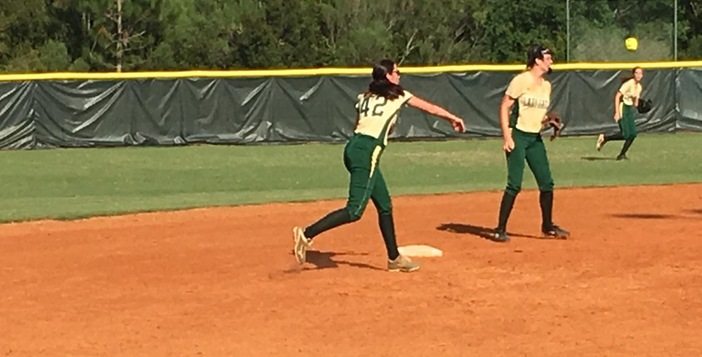 Ortiz Throws Shutout As Ware County Varsity Defeats New Hampstead