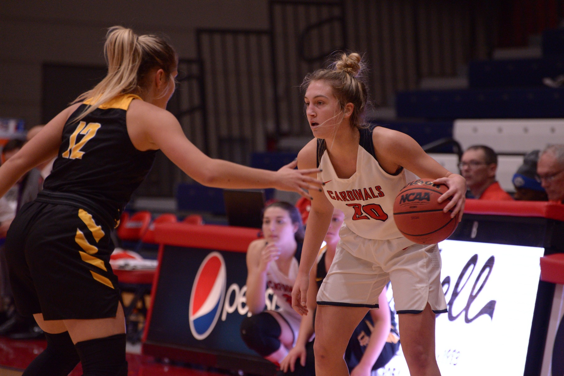 SVSU Women fall on the road at Ferris State, 72-44