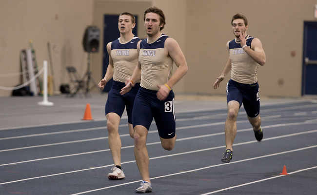 hillsdale college track meet results