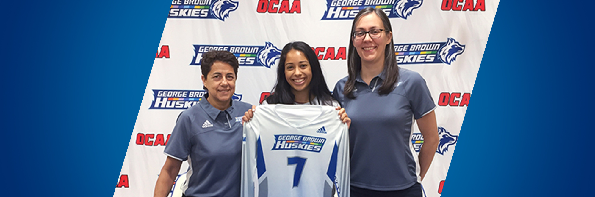 WOMEN'S VOLLEYBALL ADD OUTSIDE HITTER JESSICA BARRIOS FOR UPCOMING 2018-19 CAMPAIGN