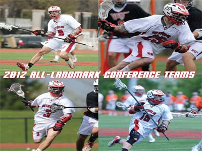 CUA places four on 2012 All-Conference Teams