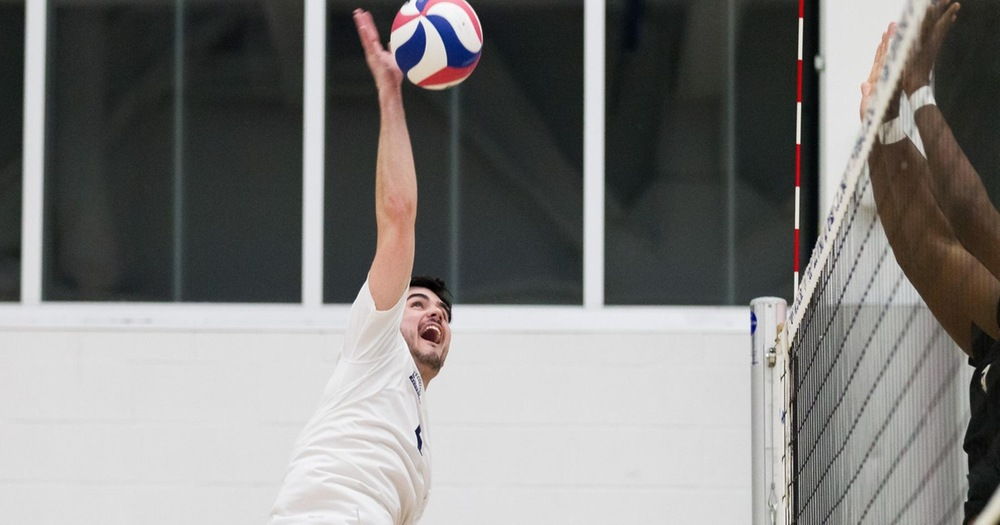 Men's Volleyball Host Their First Tri-Match Against a Pair of Skyline Conference Opponents