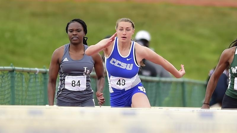 Women's Track and Field Close Out at New England Championships Saturday