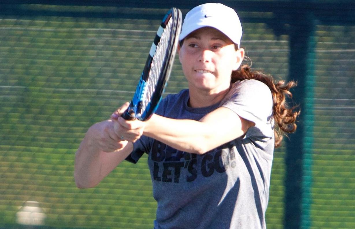 Women's Tennis Rally in Singles Falls Short on Injury Retirement at Biola