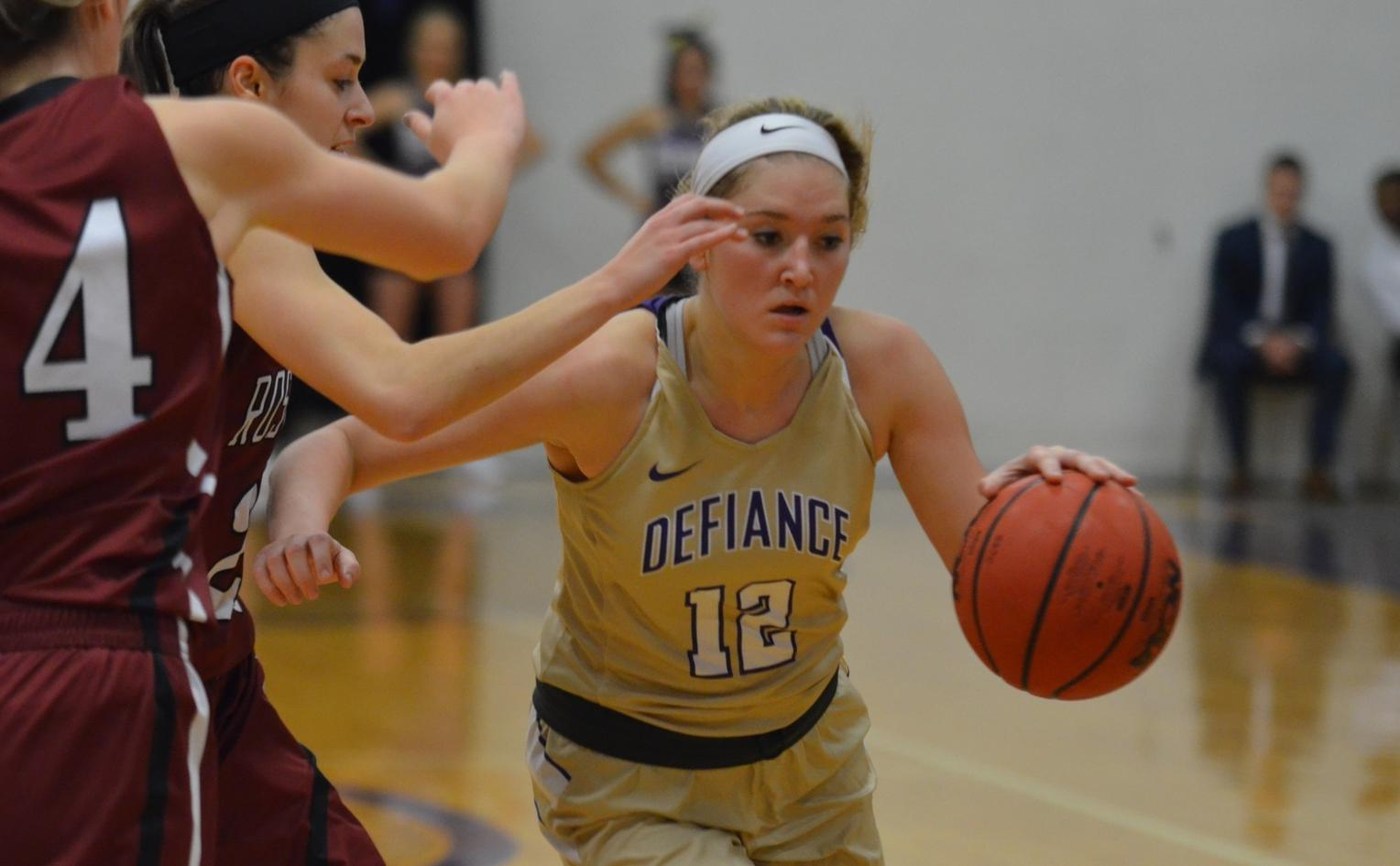 Yellow Jacket Offense Comes Alive in Double Overtime Thriller with Anderson