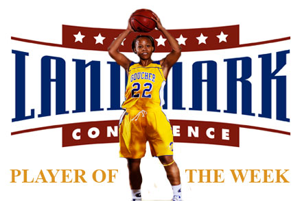 Smith Earns Weekly Honor from Landmark Conference