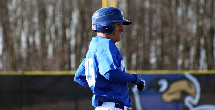 Baseball falls to DU, downs BU to remain in NACC Tournament